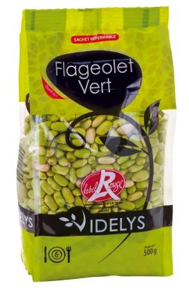 Flageolets verts Videlys